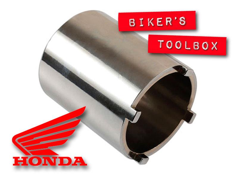 Biker S Toolbox Limited Castle Nut Driver For Honda