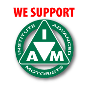 WE support IAM